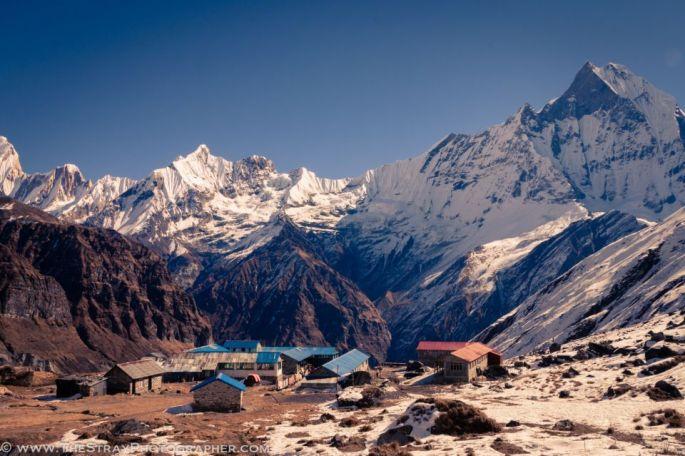 Annapurna Trek- Prahub