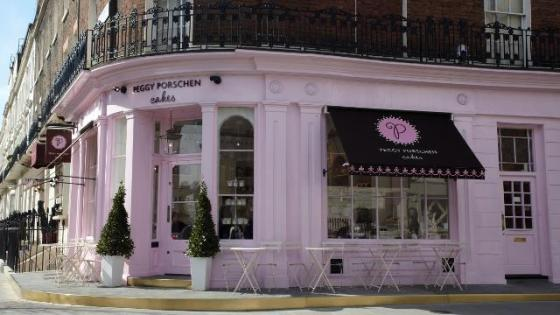 Sweet treats – Peggy Porschen's Parlour