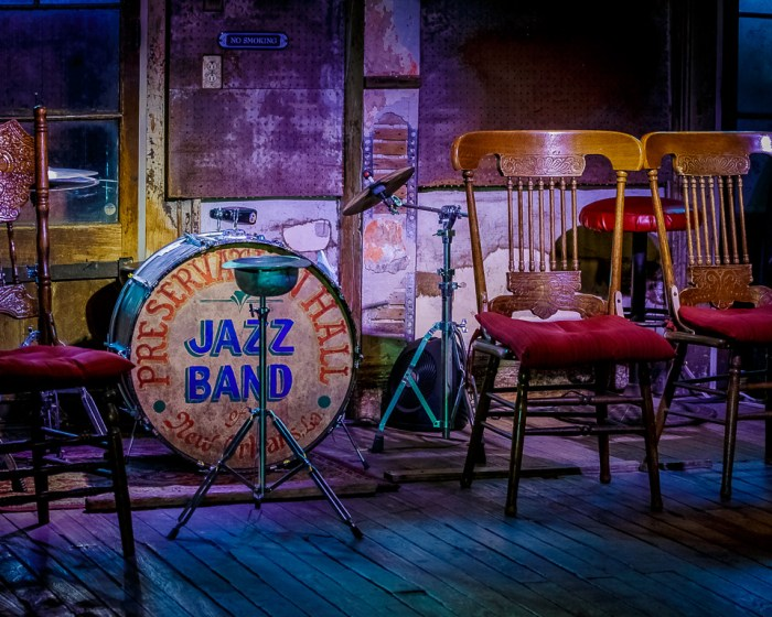 New Orleans - Preservation Hall