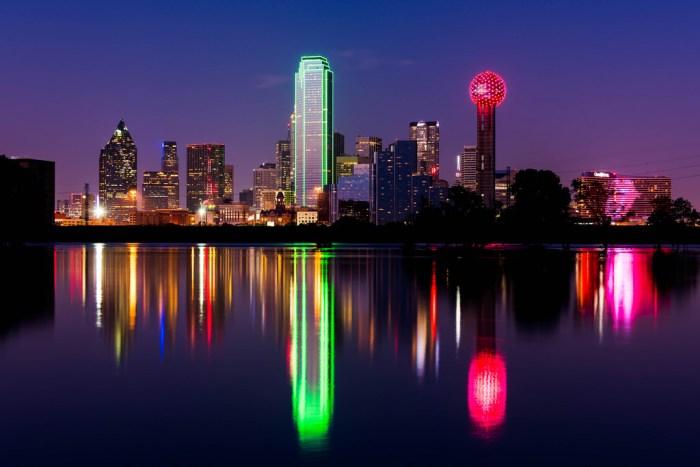 Dallas Skyline - 1