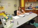 My gigantic desk.