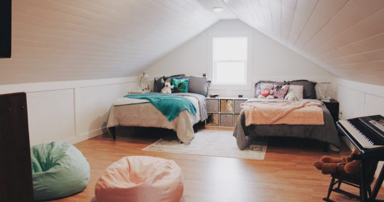 Planning an Attic Bedroom