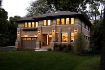 Frank Lloyd Wright Prairie Style Homes