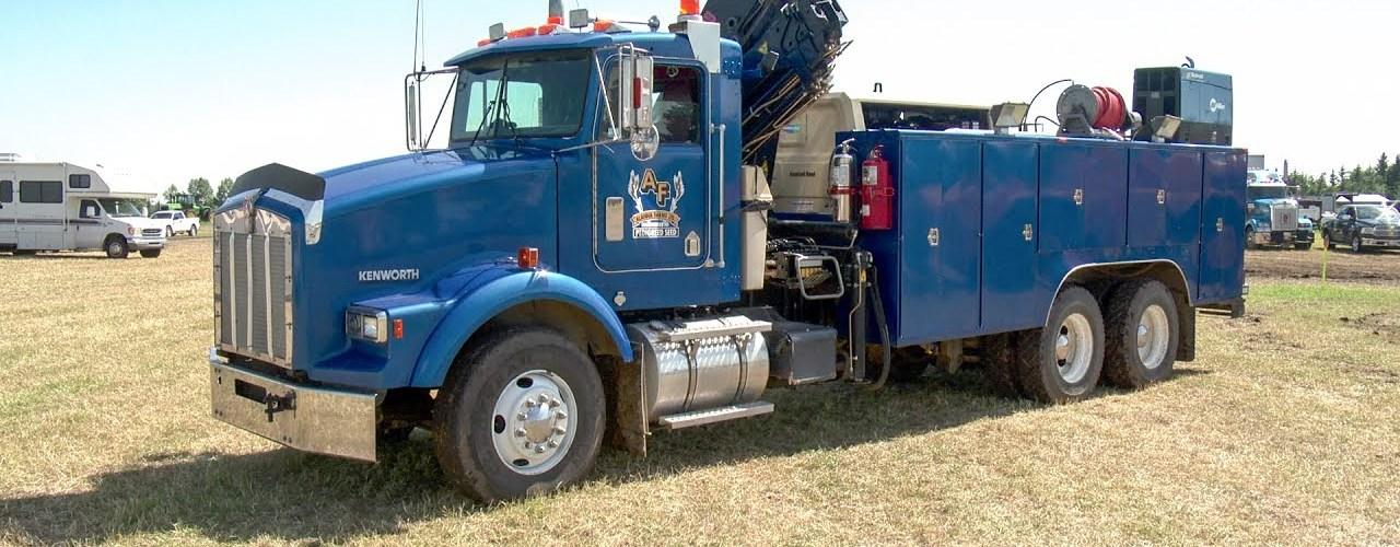 Kenworth T800 Service Truck – PFR