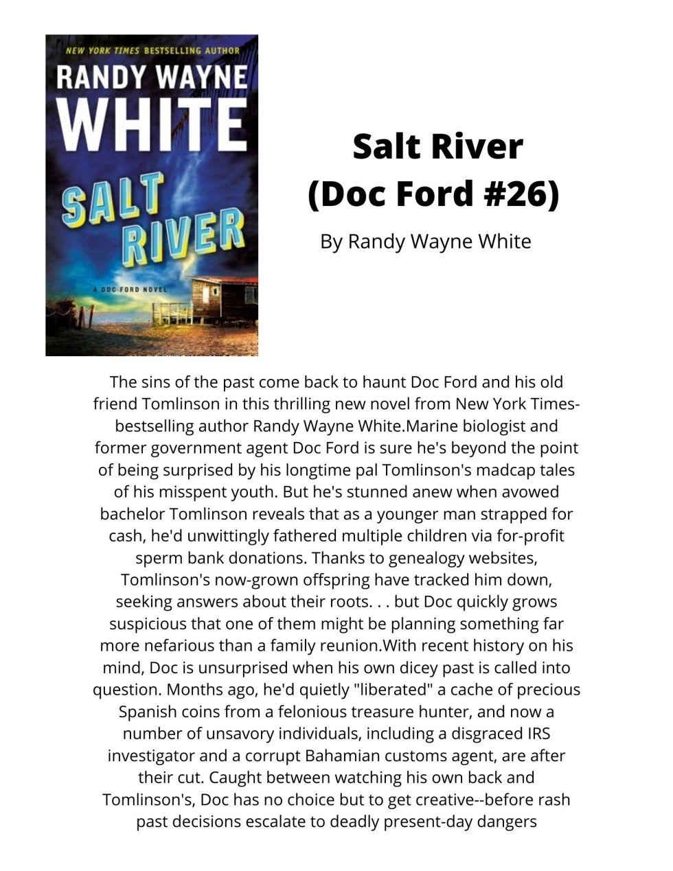 Salt River (Doc Ford #26)