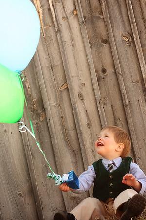 Kieran's Balloons