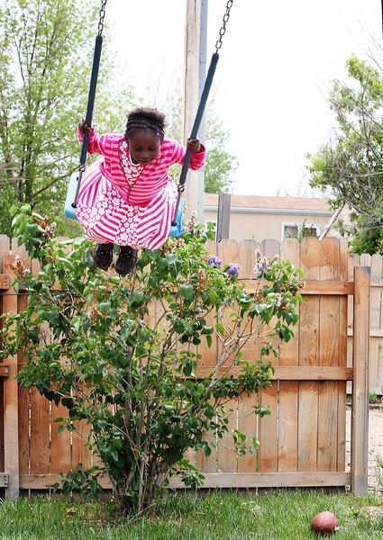 Swinging a Halfrow