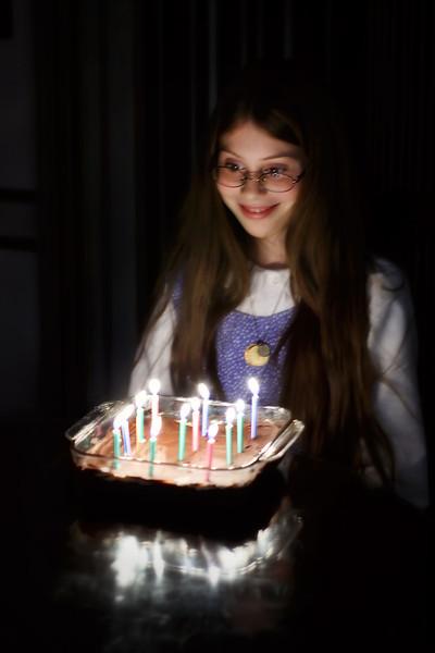 Kaira's 12th Birthday