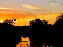Late September Sunset