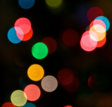 Kim's Christmas lights 2014