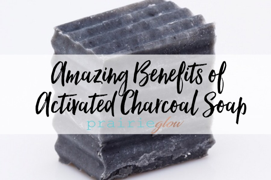 Amazing Benefits of Activated Charcoal Soap