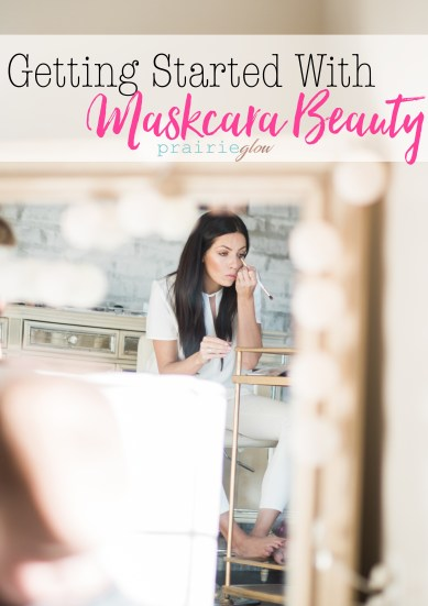 maskcara beauty prairie glow getting started