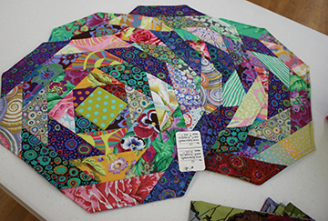 Margie's kaffe fasset placemats