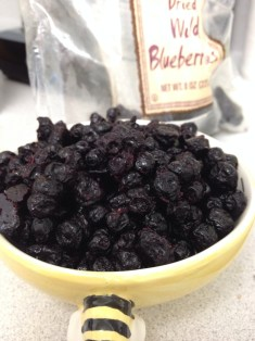 Trader Joe's Dried Blueberries