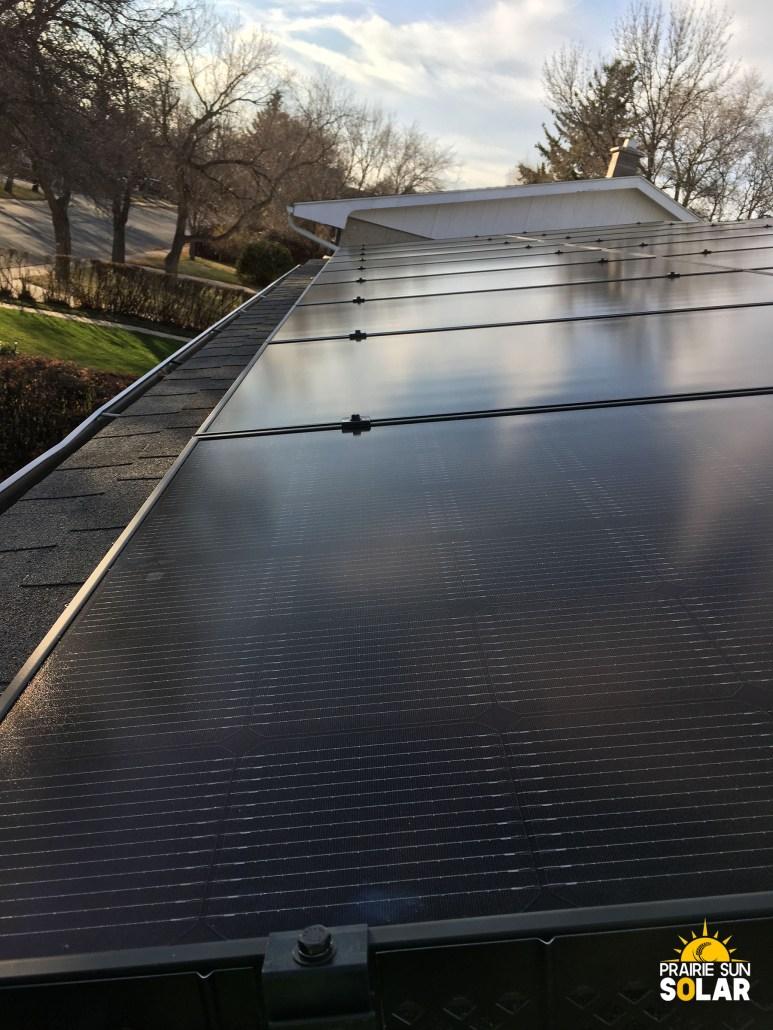 solar panel installation regina sk