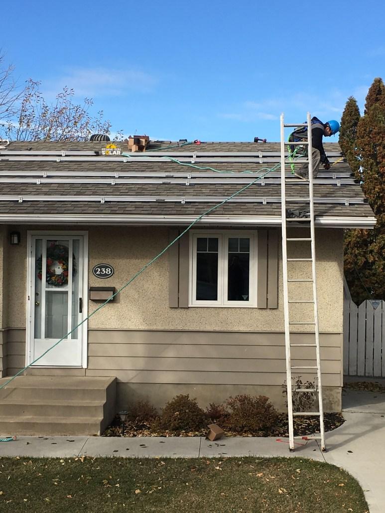 yqr solar panels installed