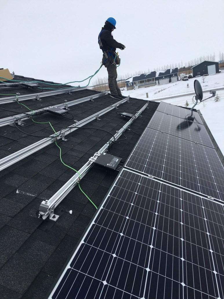 solar regina-solar panel installation southern sask