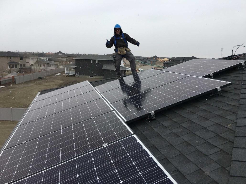 Dill from Prairie Sun Solar Regina