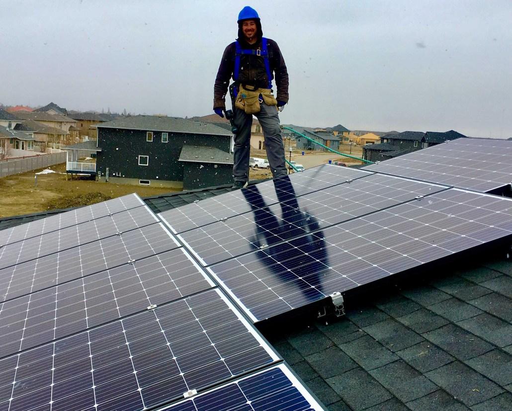 dill from Prairie Sun Solar