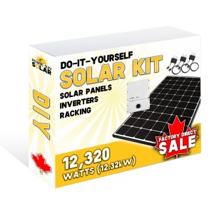 Solar Panels Kit - Solar Distributer