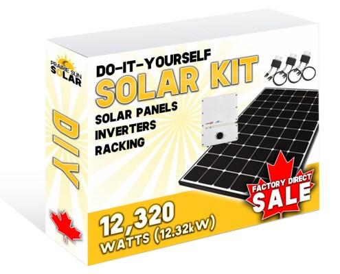 Solar Panels Kit - Solar Distributer