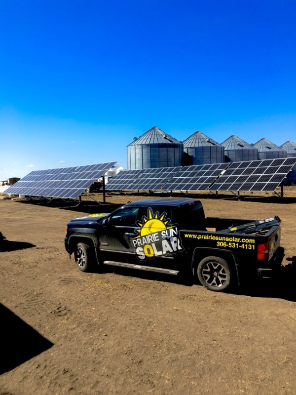 Solar Panels for Sale Ground Mount - Saskatchewan