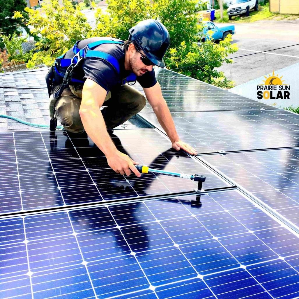 Solar Panels Regina Company - Prairie Sun Solar