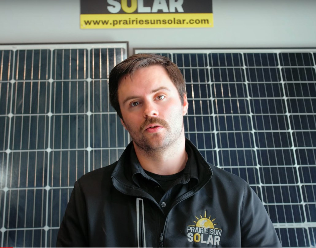 Installing solar panels Part 1 solar flashings