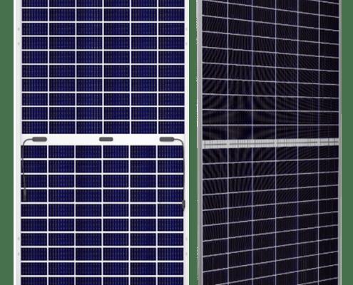 Bifacial Canadian Solar Panels