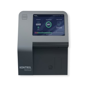 Kontrol BioCloud Sensor Front