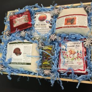 Montana Big Sky Dinners for two Gift Basket