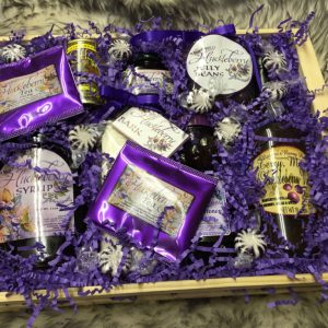 Wild Huckleberry Gift Basket