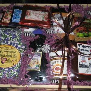 Gourmet Gift Basket