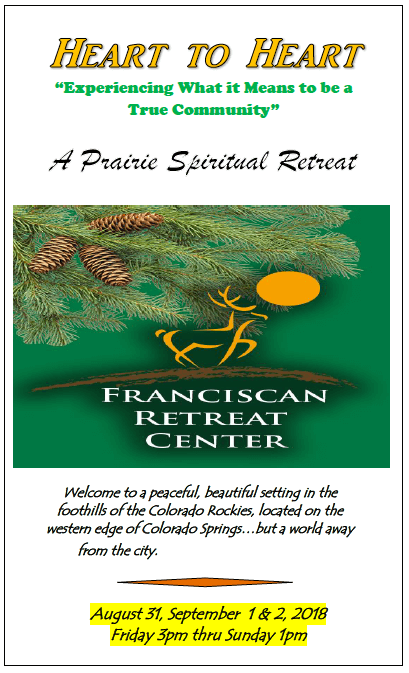 2018 retreat brochure