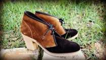 TX suede boots