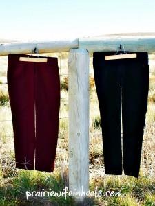 fall 2013 pants