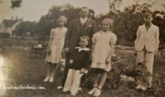 Grandma Bea Family pic