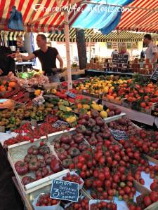veg at market