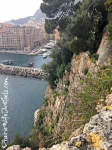 cliffs of Monaco