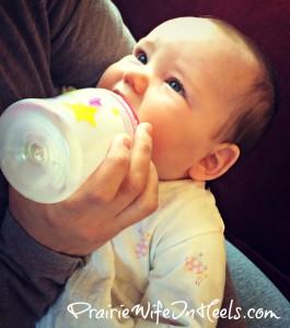LittleMissH bottle