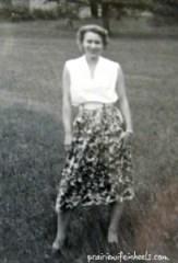young grandma