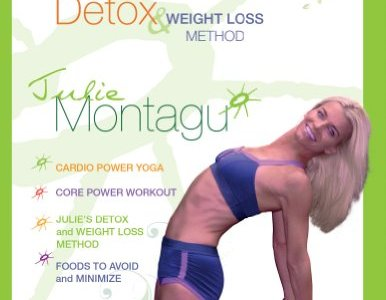 Julie Montagu power yoga DVD