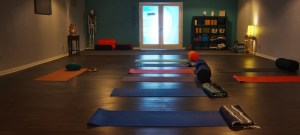 On on the range yoga studio