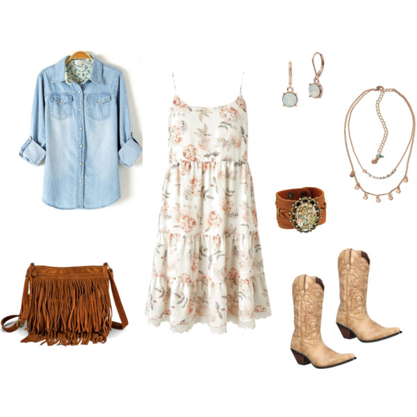 rodeo style dressy