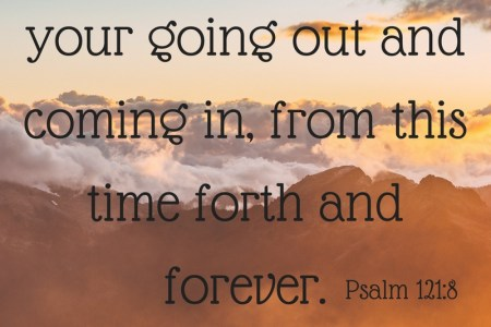 Psalm 121:8