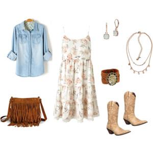 rodeo style feminine