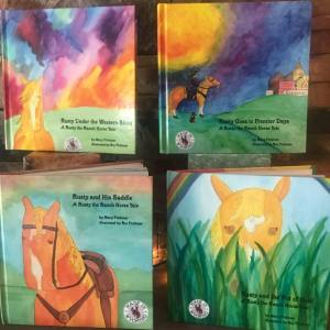 Rusty the Ranch Horse books