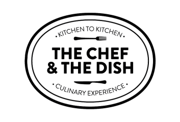the chef and the dish logo