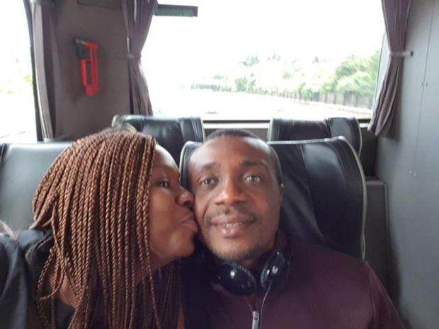 Nathaniel Bassey and Wife