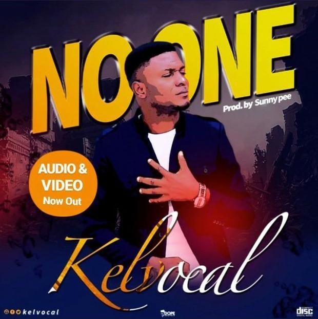 Kelvocal - No One